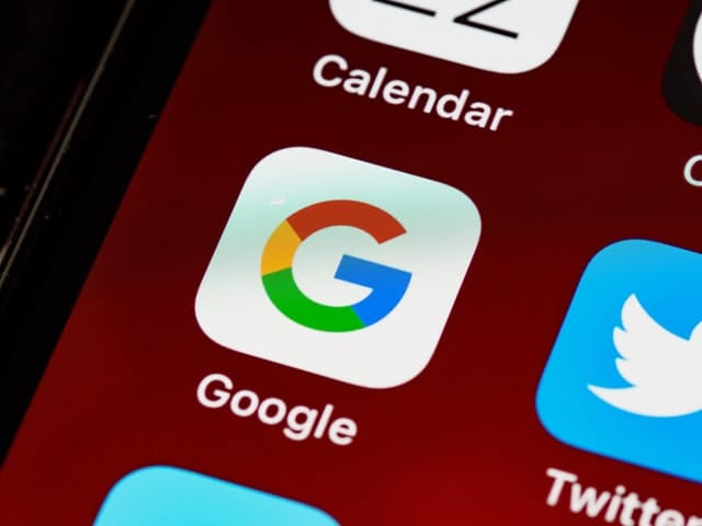 logo de google app