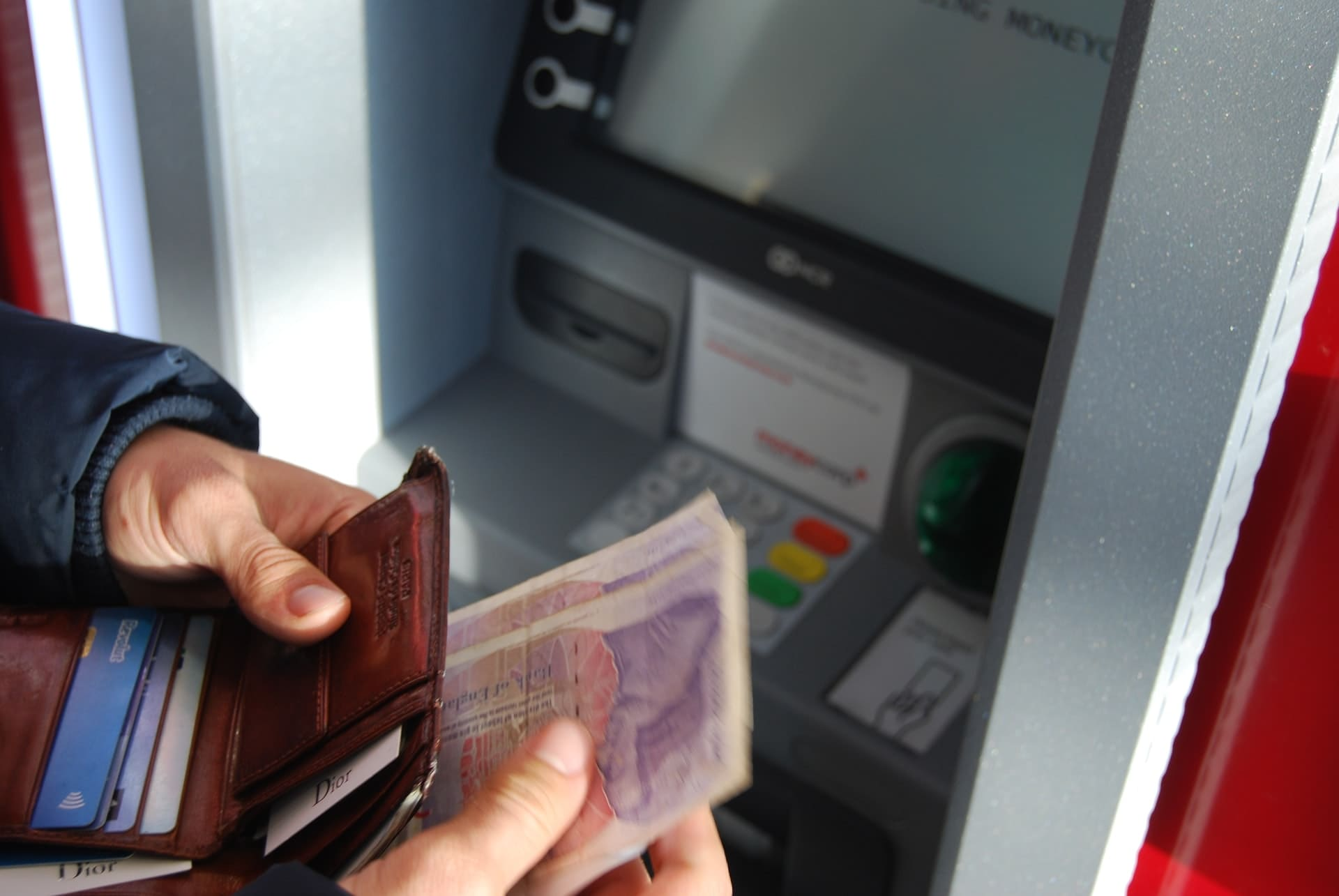 Traslado de cuentas bancarias